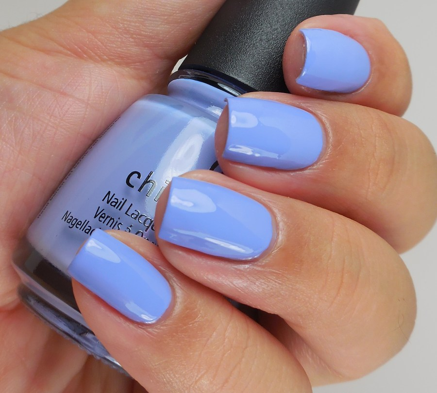 Cute Nail Designs For Spring Break China Glaze Seas and G...
