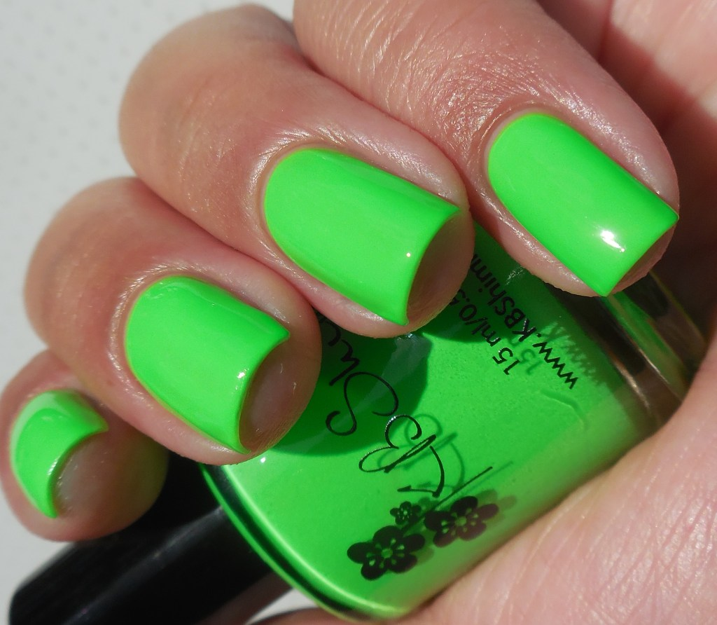 KBShimmer All The Bright Moves Collection Race Against Slime