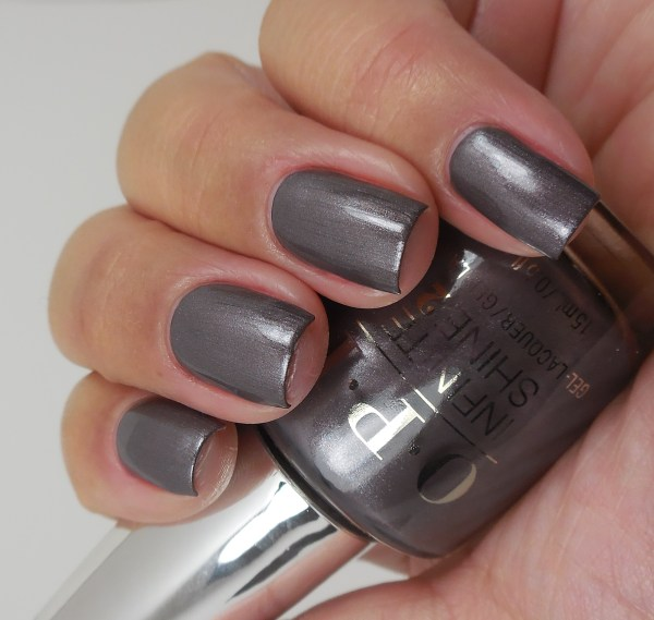 OPI California Dreaming Collection Don't Take Yosemite For Granite