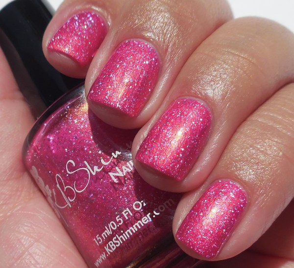KBShimmer Summer Vacation Collection Flock This Way