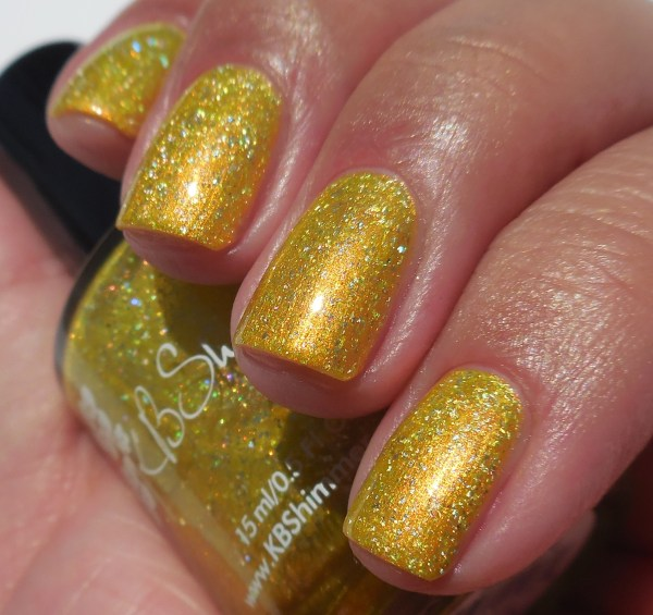 KBShimmer Summer Vacation Collection Squeeze The Day