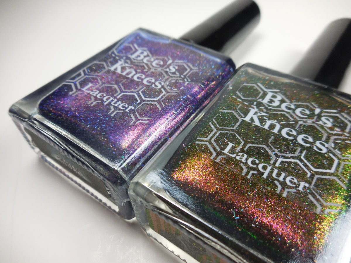 Bee's Knees Lacquer Color4Nails Exclusives
