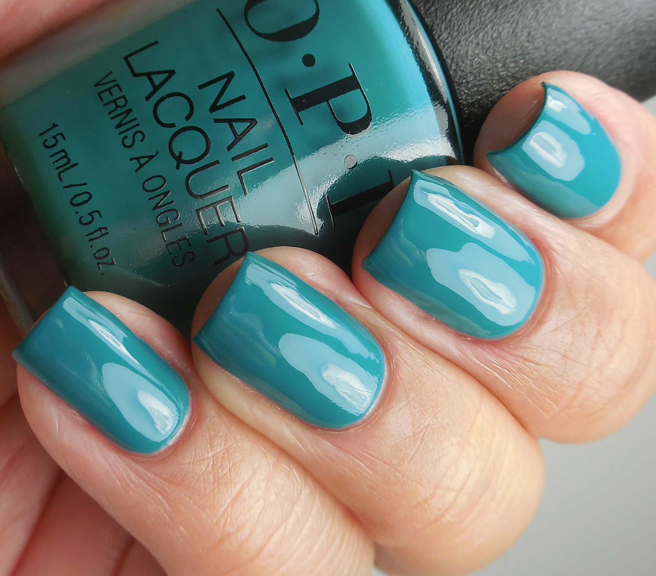 Opi Teal Me More Teal Me More 2 Of Life And Lacquer