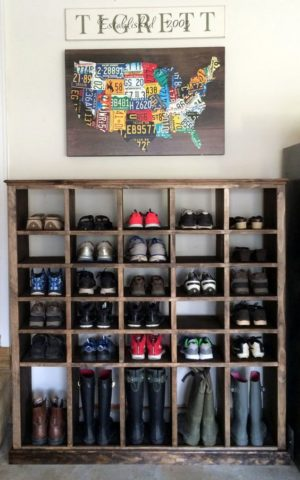 1174f5b11173982cd1702b787d14eb6b e1500855908869 - 19 Ways to Organize Your Shoe Clutter on a Tight Budget