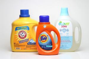 Always buy household items that you use frequently in bulk. It will save so much time and money over the years!