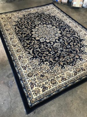 This persian area rug is beautiful. Wouldn't you agree?