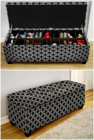 d9bcb921c1cba063849bc6818d00c019 e1500859237430 - 19 Ways to Organize Your Shoe Clutter on a Tight Budget