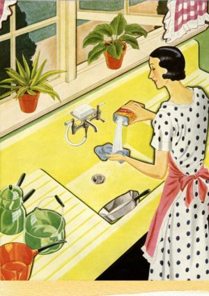 grandma's secrets to keeping a clean and tidy house