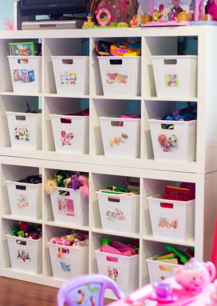 21 Brilliant Dollar Store Organizing Hacks