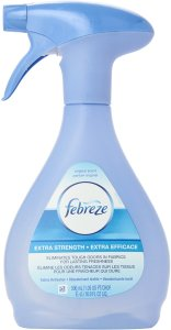 Use Febreeze to deodorize your room before guest arrive.