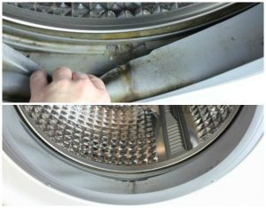 Repin if you need to clean your washing machine after seeing this!