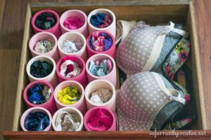 11 Brilliant Space-Saving Ways to Organize Your Lovely Bras and Undies