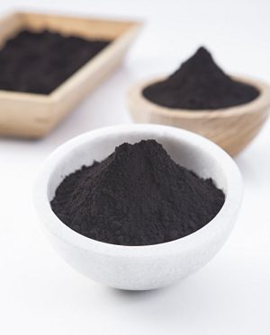 A small bowl of activated charcoal placed in the back of the fridge will help to remove bad smells almost instantly.