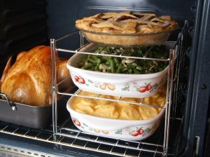 I need this oven rack for my holiday cooking!