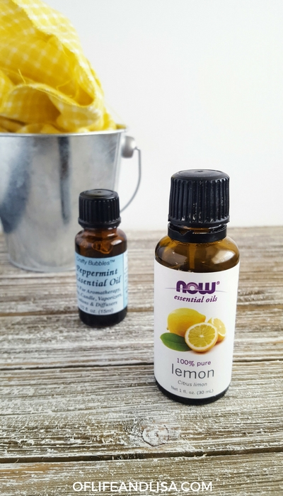 This is the essential oil mixture I use in my homemade poo pourri recipe
