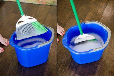 Keep your broom in tip top shape