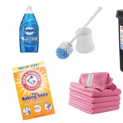 21 Must-Have Cleaning Supplies To Keep Your New Place Spotless