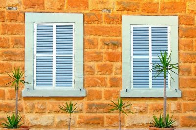 Give your house a facelift with new shutters!