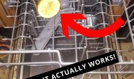 I can't believe this actually works! Put a lemon in your dishwasher and be amazed at what happens next!