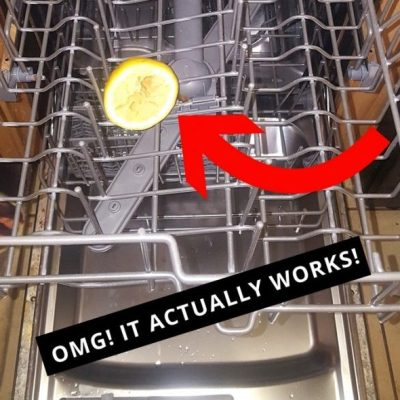 The One Trick That Got Rid of My Smelly Dishwasher for Good