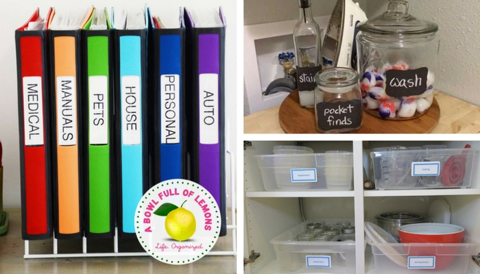 11 of the BEST Organizing Ideas for Your First Home