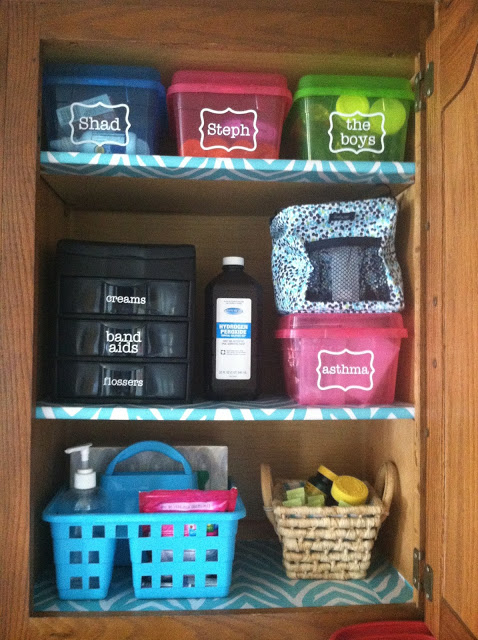 medicine cabinet organization ideas - 8 Genius Ways to Organize Your Medicine Cabinet on a Budget