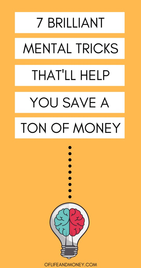 The best way to save money is to trick yourself into doing it. SHARE and REPIN!