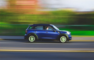 Remove excess weight from your car to improve fuel efficiency.