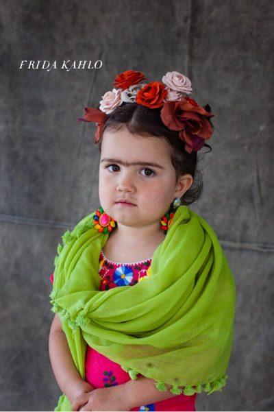 She's SO CUTE! | DIY Halloween Costume idea for toddler girl