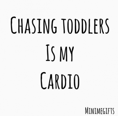 Seriously, how do you think I lost the baby weight so fast? | 10 Funny Quotes About Life with Toddlers