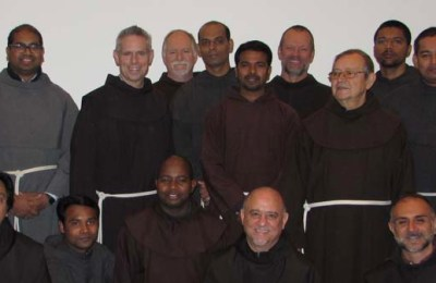 2015 Inter-Franciscan Missionary Program Course in Brussels