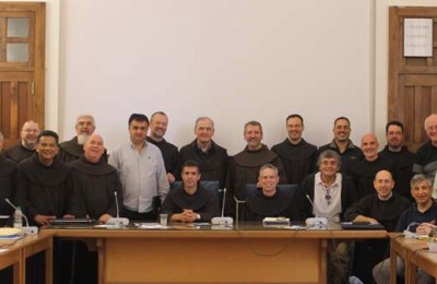 Ongoing Formation for Friars of the General Curia