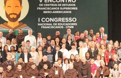 Franciscan Educators Conference and Ibero-american Convention in Brazil