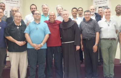 Minister General and the Assembly of the Caribbean Franciscan Custody