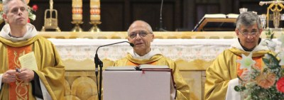 Transitus and Feast of St. Francis at the General Curia