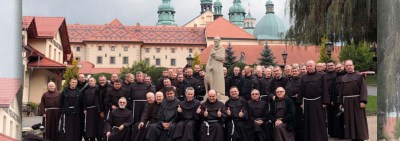 Visit of the General Minister to the Brothers of the Province of the Immaculate in Poland
