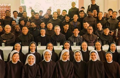 3rd Asian Young Friars Gathering held in Vietnam