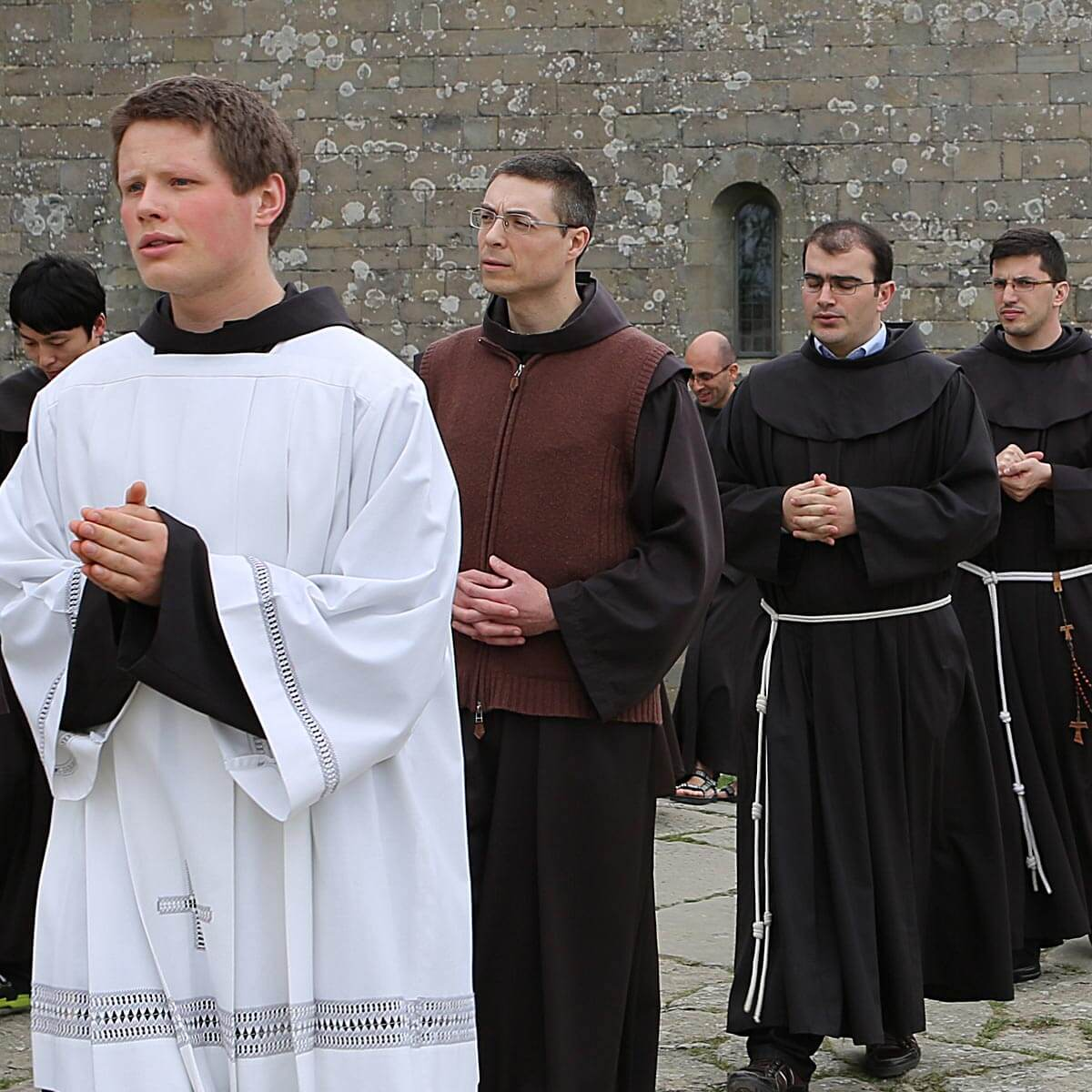 About the Franciscan Friars - Ordo Fratrum Minorum