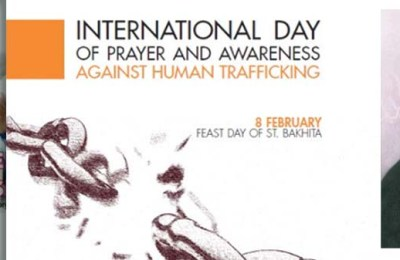 International Day of Prayer and Reflection Against Human Trafficking