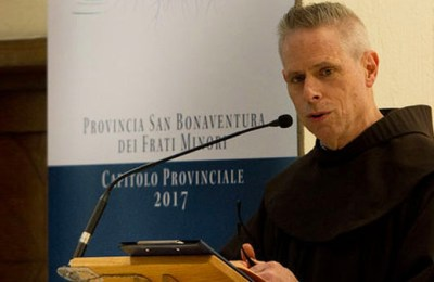 Transforming our Historical Memories into Trails of Holy Newness: General Minister's Homily to the New Province of San Bonaventura