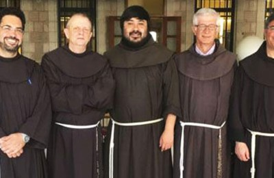Collaboration between Holy Land Custody and General Curia JPIC Office begins