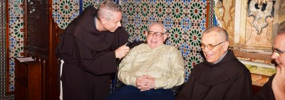 The Visit to the Franciscan Province of the Immaculate Conception of Spain