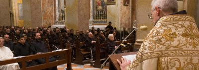 """800 years of Franciscans in the Holy Land, Fr. Michael Perry: """"Our presence is for all of mankind"""""""