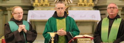 Open our hearts to the novelty that God offers | The General Minister's Homily for the visit in Brazil and the Southern Cone