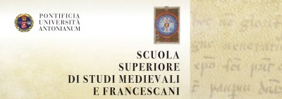 The Advanced School of Medieval and Franciscan Studies