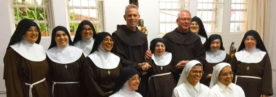 Fraternal visit to the Province of St. Francis of Assisi - Brazil