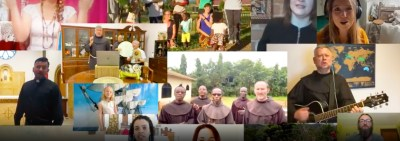 Franciscan Missionaries mark 100th Anniversary of the birth of John Paul II with his favourite song