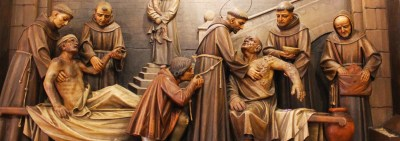 The Franciscans who sacrificed their lives in the time of the plague