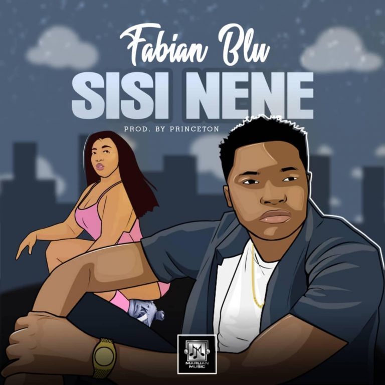 Marlians Music Presents Fabian Blu – Sisi Nene 1
