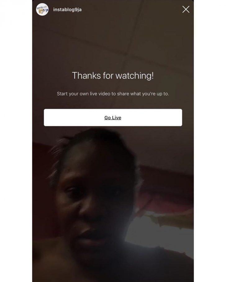 AT LAST!! See The Face Of Instablog Owner As She Mistakenly Reveal Herself (PHOTO) 11